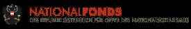 Logo Nationalfonds der Republik Österreich für Opfer des Nationalsozialismus
